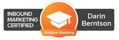 Hubspot_Inbound_Marketing_Certified_-_Darin_Berntson