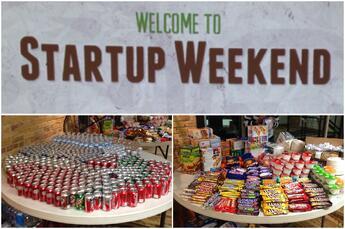 Startup-Weekend-snacks