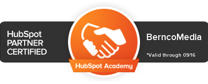 Bernco HubSpot Certified
