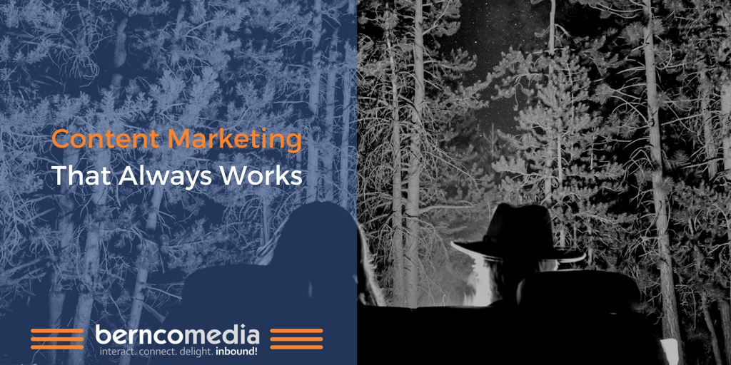 Content Marketing That Always Works