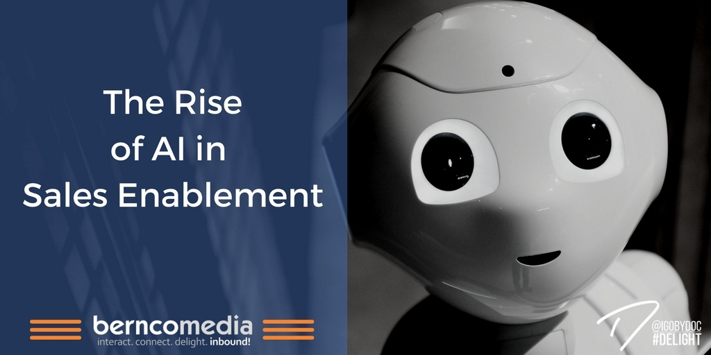 The Rise of AI in Sales Enablement