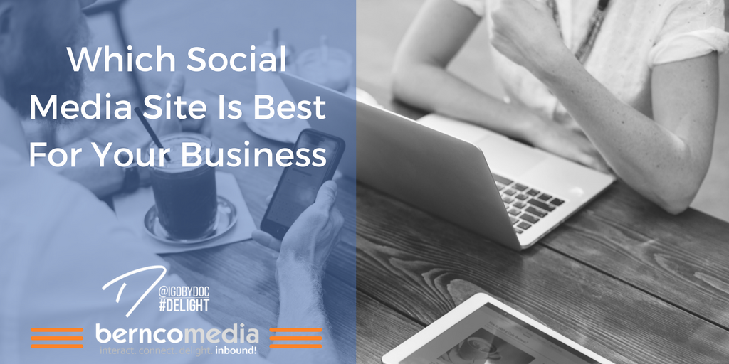 Which Social Media Site Is Best For Your Business