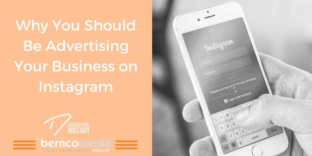 Why You Should Be Advertising Your Business on Instagram