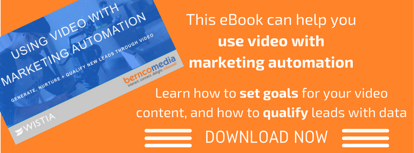 Download Using Video with Marketing Automation