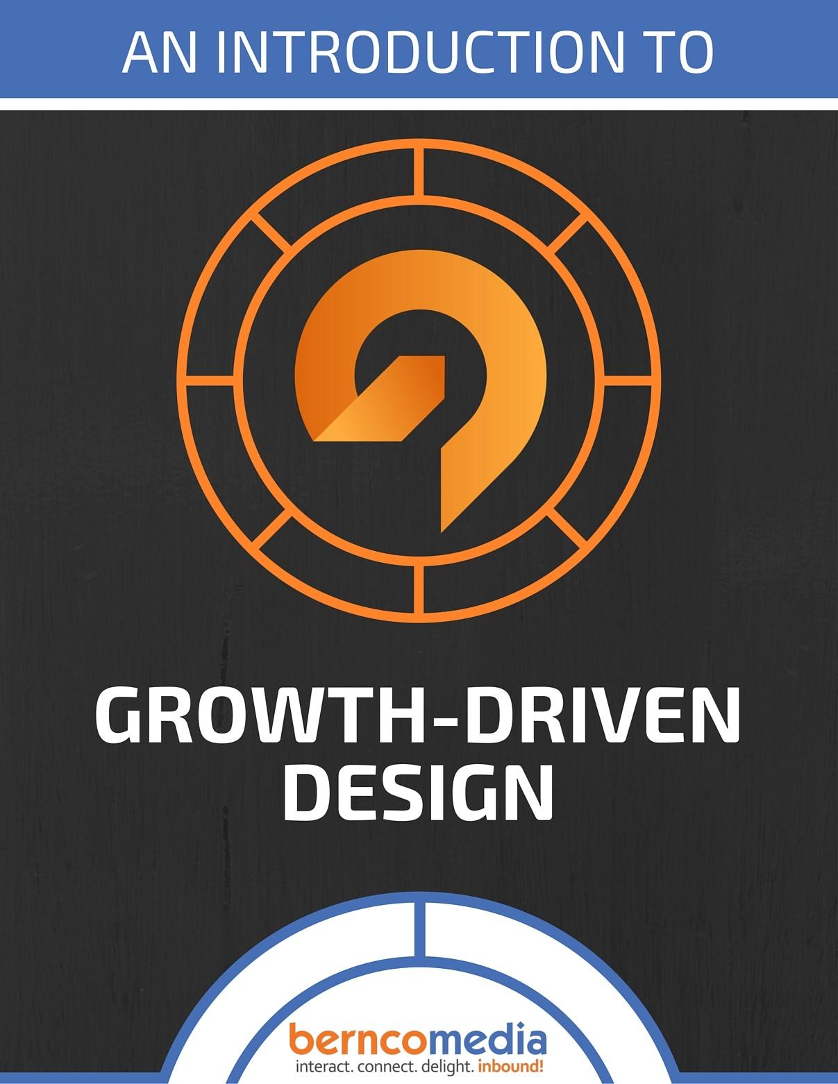 Growth Driven Design eBook - Bernco Media